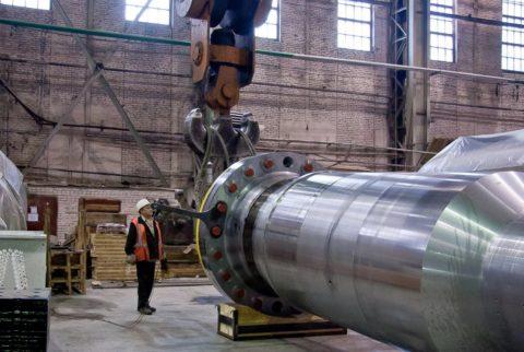 Изготовление промышленного гидрогенератора
