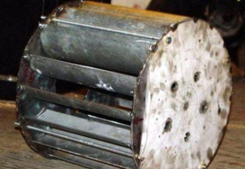 Колесо из металла будет служить дольше
