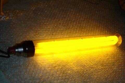 Лампы наружного освещения натриевые