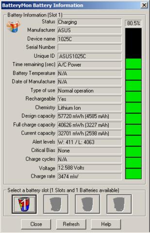 Ремонт ноутбучного аккумулятора: диагностика