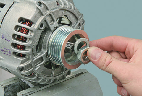 Ремонт генераторов переменного тока: разбор