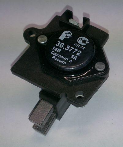 Ремонт генераторов: сила тока на регуляторе не должна превышать 5А