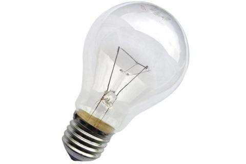 Традиционная лампа накаливания