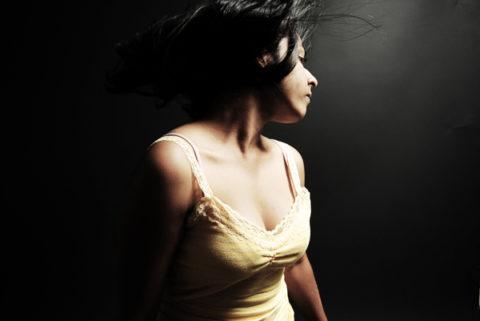 Женское фото в «низком ключе»