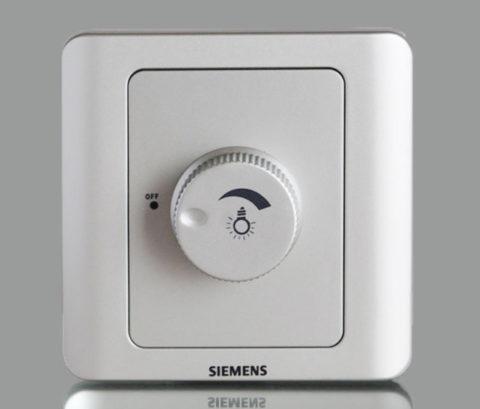 Диммер для светодиодной лампы