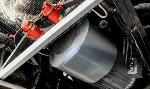 Машина постоянного тока – двигатель троллейбуса