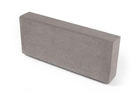 Так выглядит бортовой камень