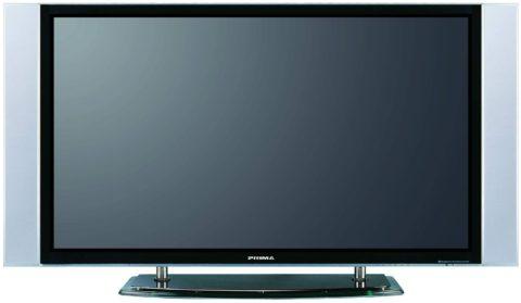 В плазменном телевизоре нет нагрева до экстремальных температур