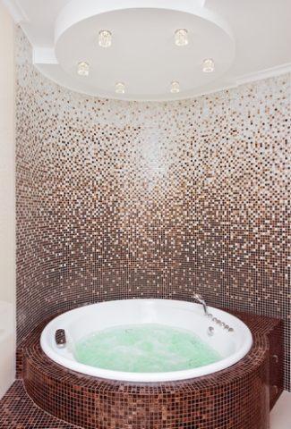 Зональная подсветка ванной