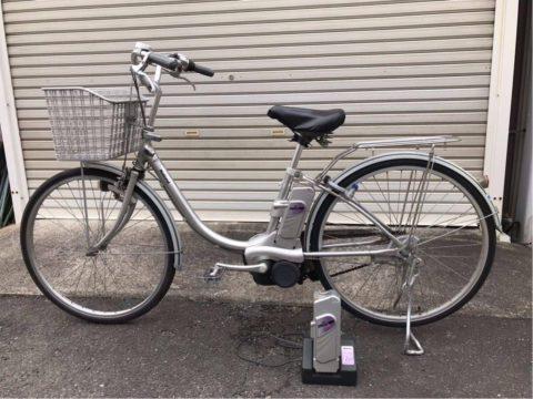 Электрический велосипед от компании Panasonic