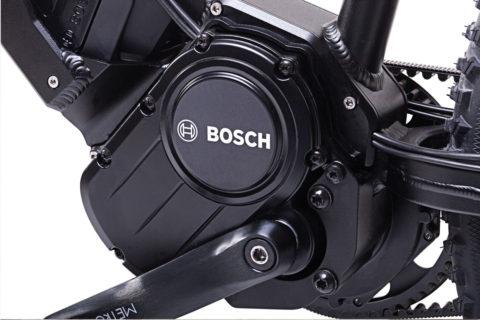 Электропривод Bosch для велосипеда