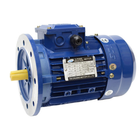 Однофазный синхронный двигатель переменного тока
