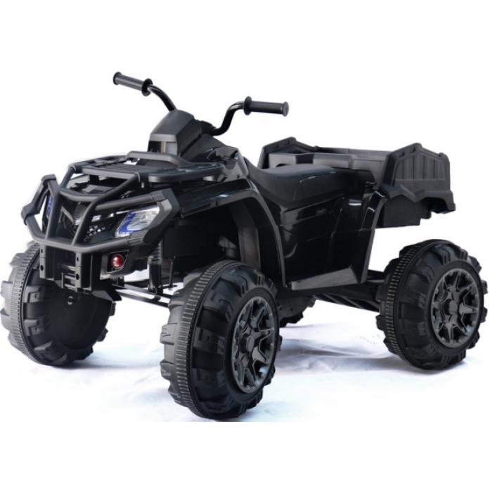 Детский квадроцикл на аккумуляторе с резиновыми колесами Grizzly Next