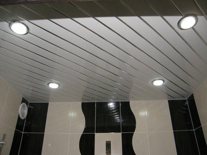 Точечные модели для реечного потолка