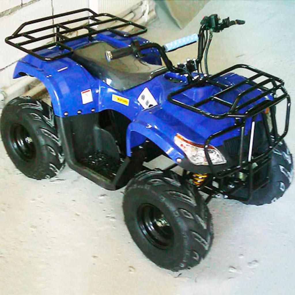 Аккумуляторная модель ATV 218