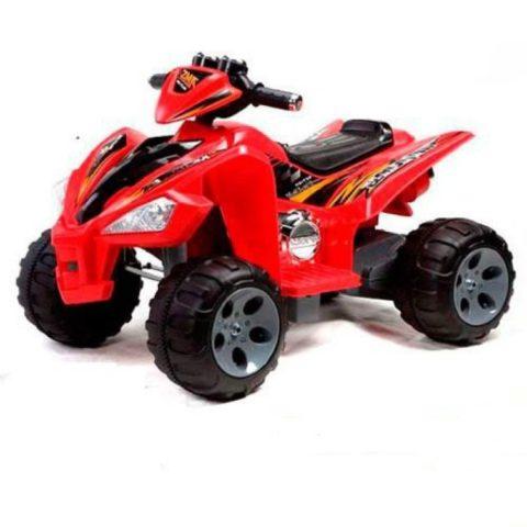 Детский аккумуляторный квадроцикл Пламенный Мотор 86082