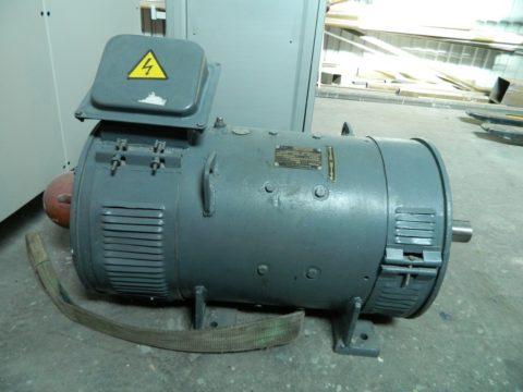 Двигатели постоянного тока коллекторные
