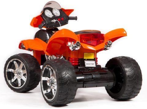 Электрический внедорожник BARTY Quad Pro