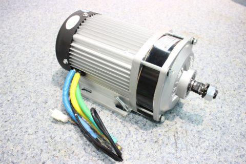 Коллекторные электродвигатели постоянного тока