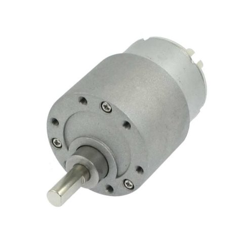 Коллекторный электродвигатель постоянного тока для компактных устройств