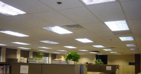 Растровые осветительные приборы
