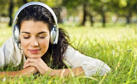 Важно, чтобы от прослушивания вы получали удовольствие