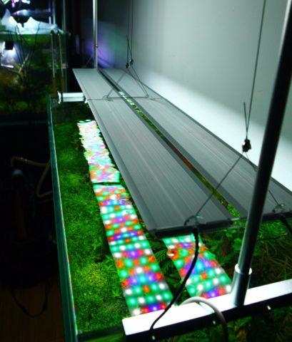 Декоративная светодиодная система