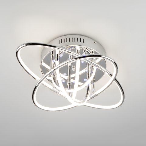 Люстра с пультом на светодиодах