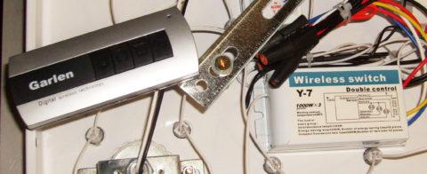 Светодиодные люстры с ПДУ - заглядывая вовнутрь