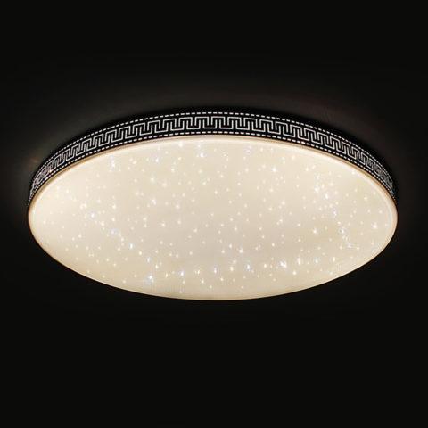 Светодиодные люстры с пультом потолочные