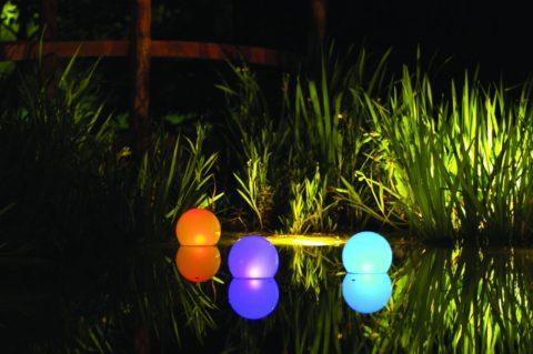 Плавучие фонари