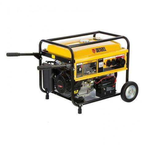 Дизельный генератор производства компании Denzel