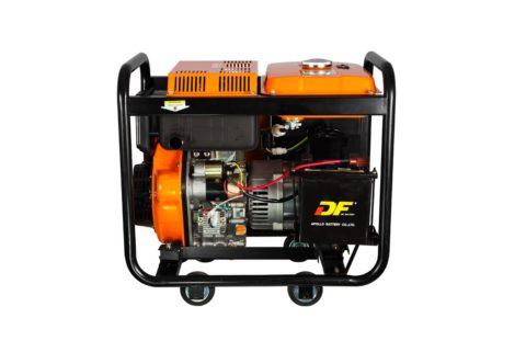 Трехфазный дизельный агрегат