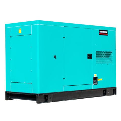 Защищенный от внешней среды агрегат