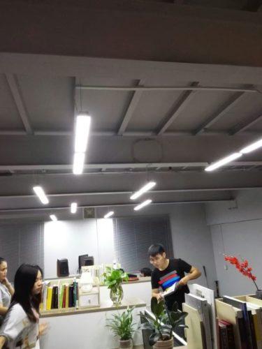 Лампы дневного освещения для офиса