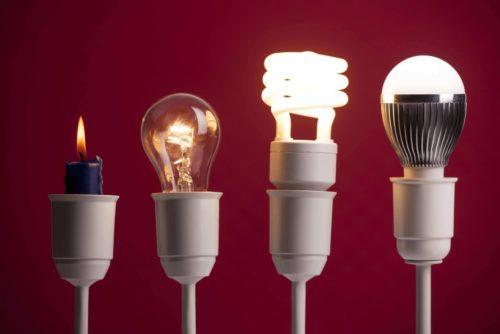 Лампы для освещения помещений - светим ярче